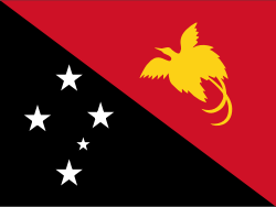 Papua New Guinea-flag